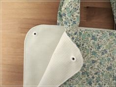 そのまま洗濯できる!ネットバッグ – 咲牛印-カルトナージュとソーイングのレシピサイト