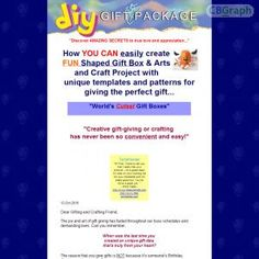 [GET] Download Fun Shape 3d Gift Package