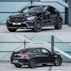 Mercedes Benz GLC 43 AMG Coupe