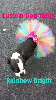 diy medium dog clothes patterns   Custom Dog Tutus Small or Medium by crochetkittycattoys on Etsy, $20 ... - Tap the pin for the most adorable pawtastic fur baby apparel! You'll love the dog clothes and cat clothes! <3