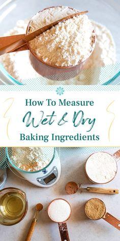 Easy Delicious Recipes, Delicious Desserts, Yummy Food, Easy Recipes, Baking Tips, Baking Recipes, Whole Food Recipes, Food Hacks, Food Tips