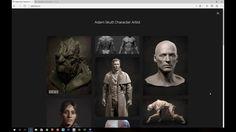 2016-01-21 12.58 Adam Skutt Talks Character Arts