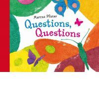 """""""Questions, Questions"""" {Picture book by Marcus Pfister} Use this book to talk about being curious, asking questions, and the different kinds of questions people ask. Comprehension Strategies, Reading Strategies, Reading Comprehension, Inquiry Based Learning, Kindergarten Science, Preschool Books, Preschool Ideas, Speech And Language, Language Arts"""