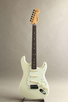 FENDER CUSTOM SHOP[フェンダーカスタムショップ] Jeff Beck Stratocaster Olympic White 2012 詳細写真