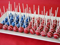 20 American flag themed foods for the 4th of July!