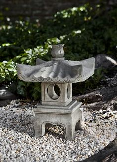 Antique Pagoda Cast Stone Pagoda Statue Made By Campania International