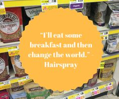 Rise and Shine with Wholesome Choices! | Blissfully Domestic