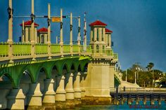 Bridge of Lions - Bill Barber Photo