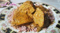 Sri lankan Pollos curry (Jack fruit curry) පොලොස් ඇඹුල (Ape Amma's cooking) - YouTube