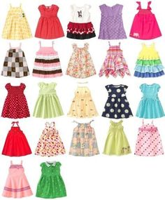 Baby Girl Frock Design, Baby Girl Dress Patterns, Children's Dress Patterns, Kids Dress Wear, Kids Gown, Baby Frocks Designs, Kids Frocks Design, Girls Spring Dresses, Little Girl Dresses
