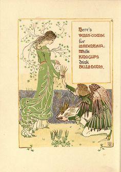 Crane_A floral fantasy in an old English garden-15