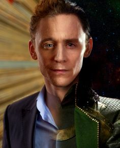 "know [Loki] pretty well."" - Tom Hiddleston "". HOLY SHIT!..."