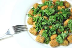 Our Earth Land: Yam Gnocchi With Kale