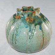Browse unique items from potsnpails on Etsy, a global marketplace of handmade, vintage and creative goods. Gourd Art, Ceramics, Clay, Pottery Handbuilding, Sculpture