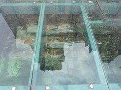 Resultado de imagen para los vestigios de las construcciones precolombinas en el atrio de la la catedral metropolitanna de mexico