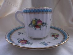 Spode Trapnell Sprays coffee can / cup and by Collectablesgalore, £14.50