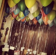 LOVE this idea! Must remember to do this for an anniversary or birthday one day : )