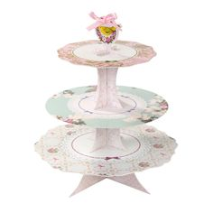 Frills and Frosting Party3 Tier Cupcake Stand£8.99each