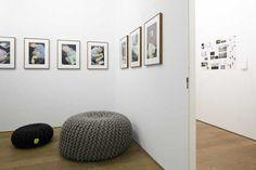 Yeb Wiersma, Departure, Cooper Union Library, New York City (2001). © Jordi Huisman, Museum De Paviljoens