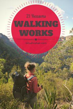Health Reasons for Walking