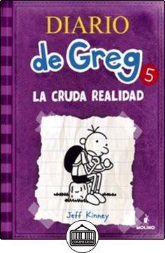 Diario de Greg 5: La cruda realidad de Jeff Kinney ✿ Libros infantiles y juveniles - (De 6 a 9 años) ✿