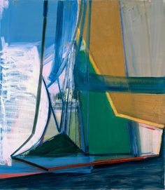 Amy Sillman, Bo, 2007, courtesy of the artist and Sikkema Jenkins & Co., New York.