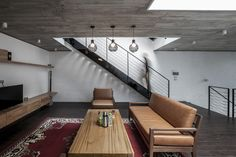 Gallery of 7x18 House / AHL architects associates - 19