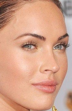 Image result for megan fox eyebrows