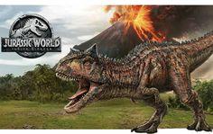 New Promotional photo of the Carnotaurus (Jurassic World Fallen Kingdom)