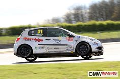 Renault Clio Cup Donington Park