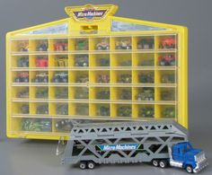 Micro Machines - Case and Truck    Owned both of these.