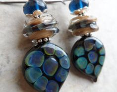 Roughin' It ... Handcrafted Pewter Charms Raw Uncut by juliethelen