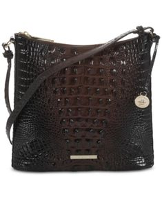 8125cb3a7 Brahmin Katie Melbourne Embossed Leather Crossbody - Cross Body Handbags,  Leather Crossbody, Emboss,