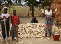 This special family worked together to learn the importance of nutrition and conservation farming. #NuSkin #FFG