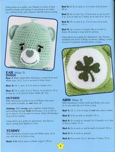 1000+ images about Care Bear Crochet on Pinterest Care ...