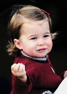 Princess Charlotte ~ Canada 2016 | Follow @eyesoncatherine