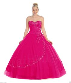 Formal Stock Evening Party Prom Dress Wedding Ball Gown Size 6 8 10 12 14 16 | #Wedding