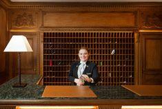 One Day at Hotel Le Bristol Paris - Jan Prerovsky Photography Le Bristol Paris, Hotel Bristol, Hotel Concierge, Days Hotel, Hotel Reception, Hotel Staff, Club Design, Paris Hotels, Hotel Lobby