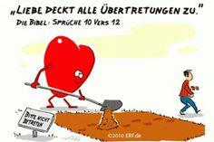 """""""#Hass #erregt #Hader; aber #Liebe #deckt alle #Übertretungen #zu."""" #Sprüche10:12 #glaubensimpulse"""
