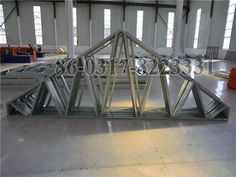 horsea specialized in the light steel buildings Roof Structure, Steel Structure, Roof Trusses, Steel Buildings, Framing Materials, Steel Frame, Tree Branches, Art Pieces, Villa