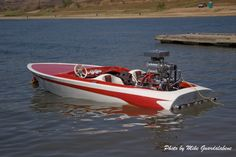 Sweet ol blown drag boat