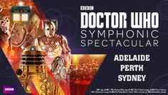 Doctor Who Symphonic Spectacular - Adelaide Jan 15