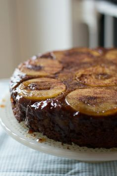 Kitchen To Nirvana: Breakfast Apple Cake