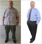"He gave up on ""diets"" and found success with ViSalus!"