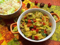 Nieuw recept: Italiaanse rijstschotel - http://wessalicious.com/italiaanse-rijstschotel/