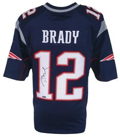 Tom Brady Signed New England Patriots Blue Nike Limited Jersey Tristar Office Football, Best Ballpoint Pen, Best Pens, Blue Nike, Tom Brady, Football Cards, Football Season