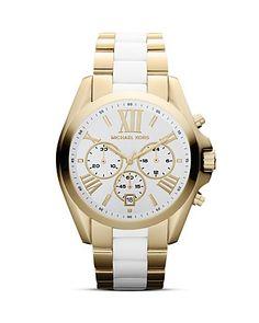 Michael Kors Bradshaw Watch, 43mm | Bloomingdale's