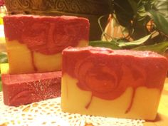 Beautiful by The Natural Cottage #soap #goatmilk