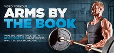 Bodybuilding.com - Ben Booker Arms Workout: Arms By The Book