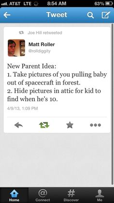 27 Great Moments In Parenting History